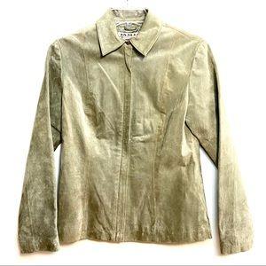 🌼 Vintage 🌼 suede jacket sz S